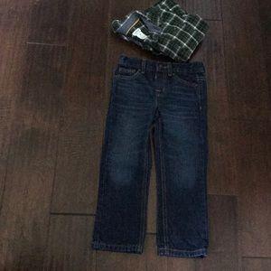 Arizona Toddler Straight leg Jeans